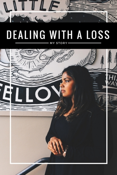 Dealing With A Loss